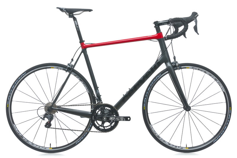 Cervelo R5 61cm Bike - 2016 drive side