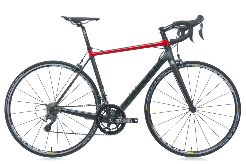 Cervelo R5 54cm Bike - 2016 drive side