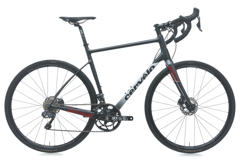 Cervelo C3 56cm Bike - 2017 drive side