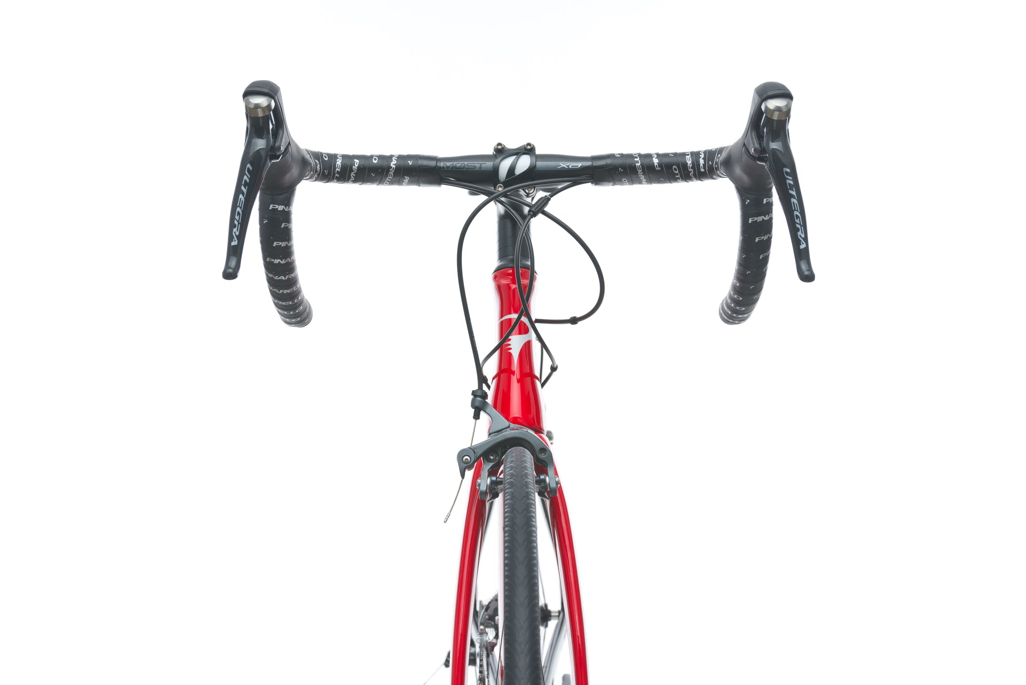 Pinarello Gan S 55cm Bike - 2017 front wheel