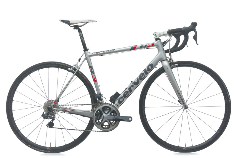 Cervelo R3 54cm Bike - 2013 drive side