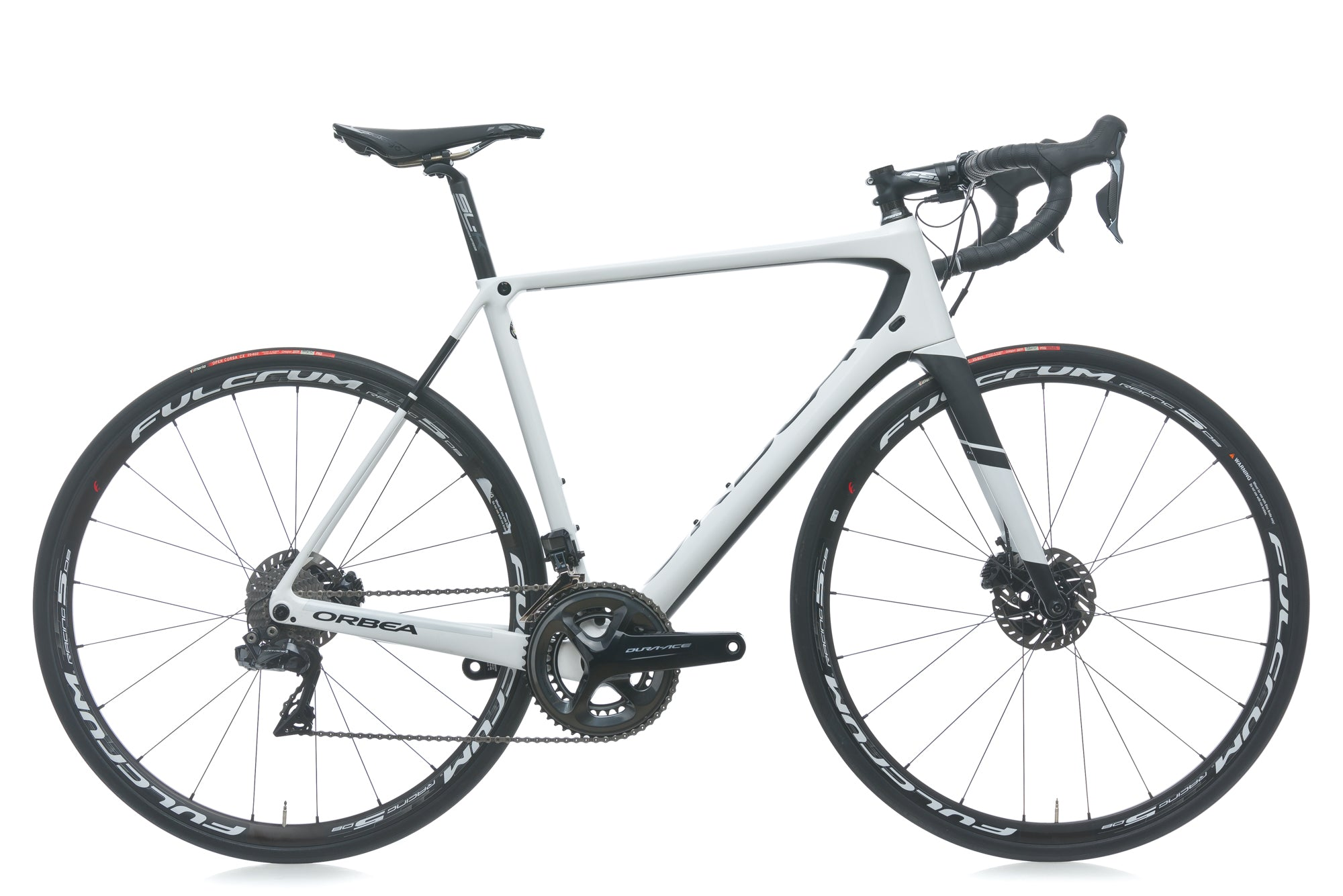 Orbea Orca M10iTEAM-D 55cm Bike - 2017 drive side