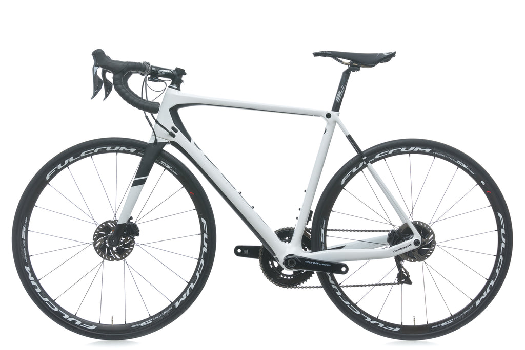 Orbea Orca M10iTEAM-D 55cm Bike - 2017 non-drive side