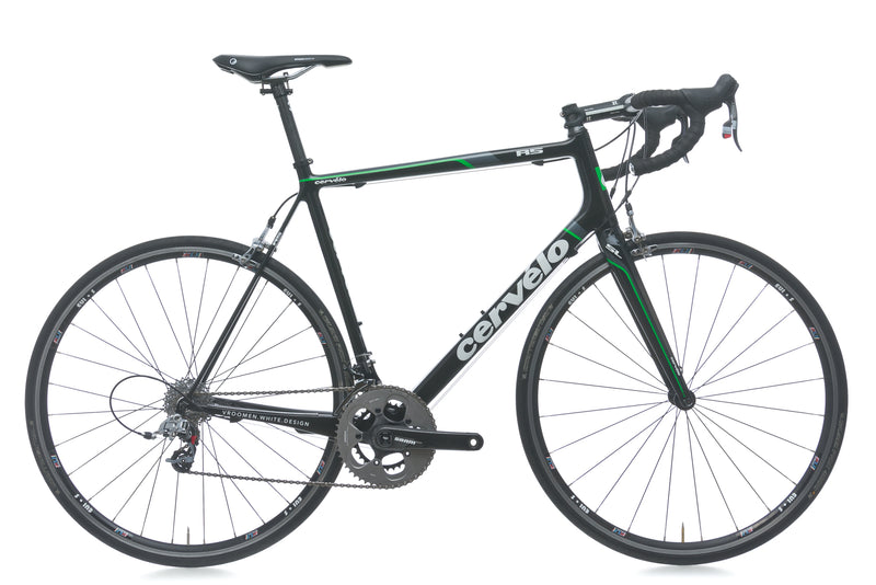 Cervelo R5 58cm Bike - 2011 drive side