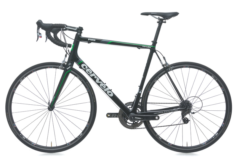Cervelo R5 58cm Bike - 2011 non-drive side