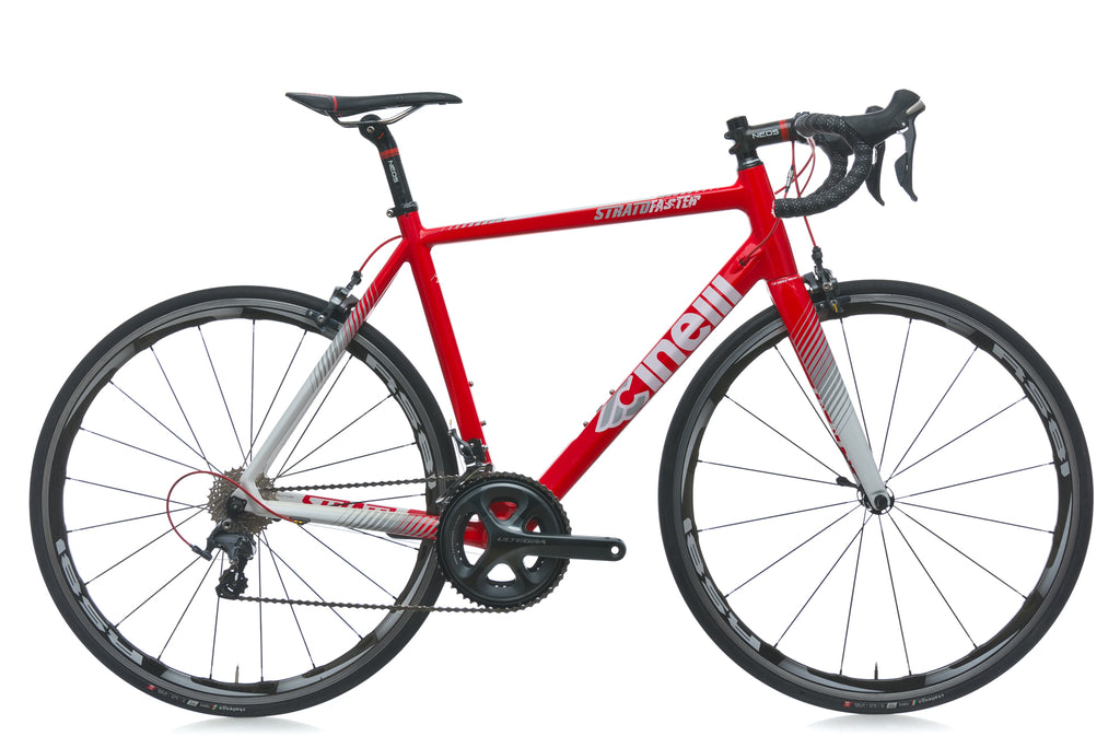Cinelli Strato Faster Large Bike - 2017 drive side
