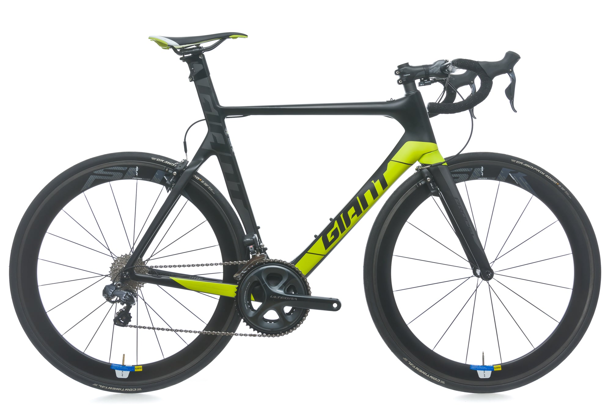 Giant Propel Advanced SL 1 Med-Large Bike - 2017 drive side