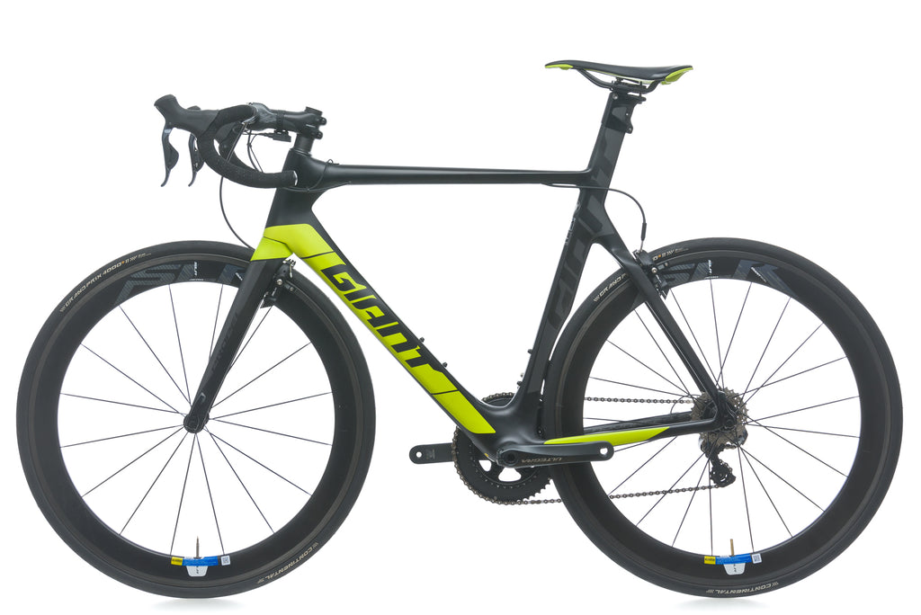 Giant Propel Advanced SL 1 Med-Large Bike - 2017 non-drive side