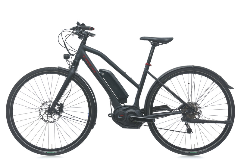 Trek XM700+ Lowstep Small Electric Bike - 2018 non-drive side