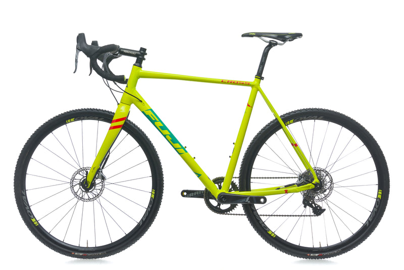 Fuji Cross 1.1 58cm Bike - 2017 non-drive side