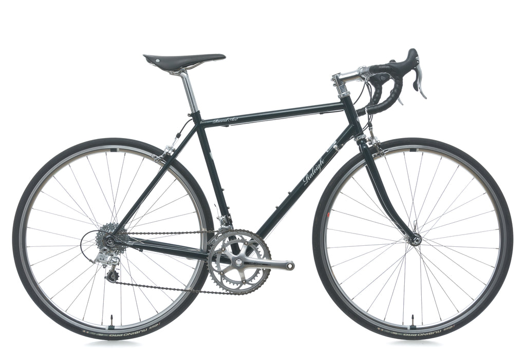 Raleigh Record Ace 52cm Bike - 2016 drive side