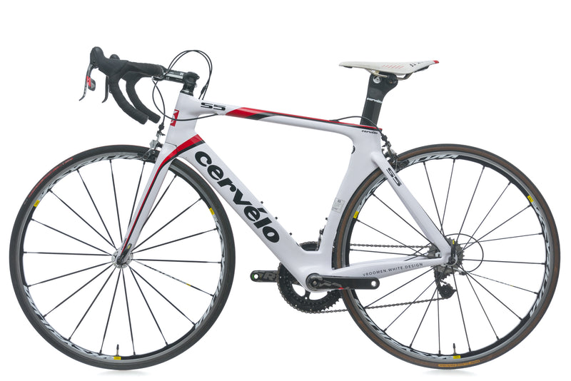 Cervelo S5 54cm Bike - 2012 non-drive side