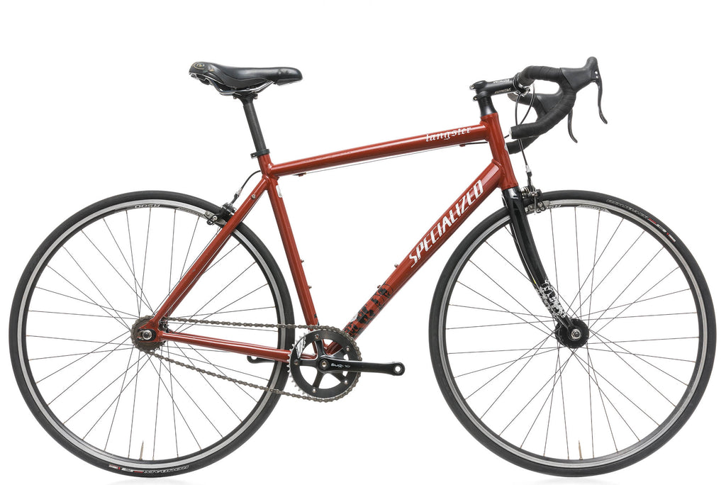 Specialized Langster 56cm  Bike drive side