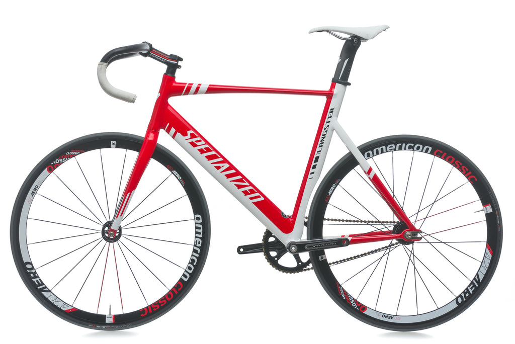 Specialized Langster Pro 61cm Bike - 2013 non-drive side