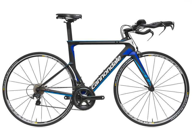 Cannondale Slice  54cm Bike -2016 drive side