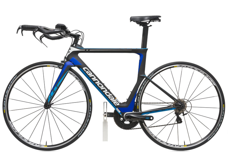 Cannondale Slice  54cm Bike -2016 non-drive side