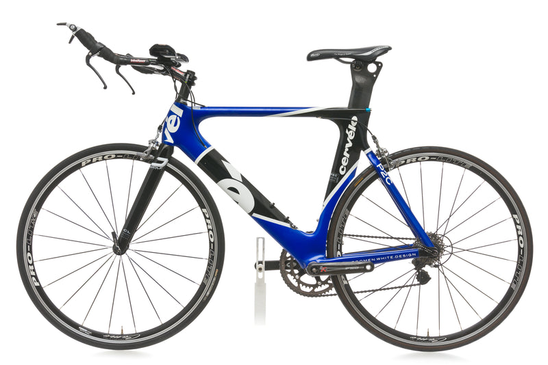 Cervelo P2C 56cm Bike -2007 non-drive side