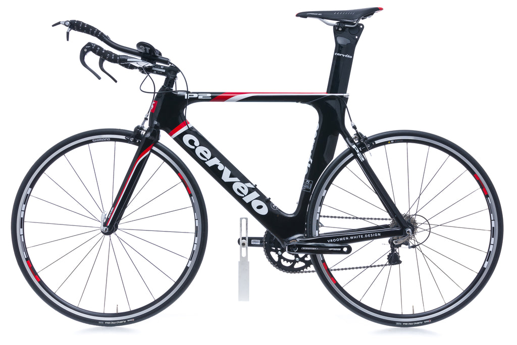 Cervelo P2 56cm Bike - 2012 non-drive side