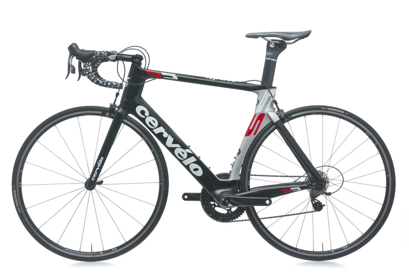 Cervelo S5 56cm Bike - 2013 non-drive side