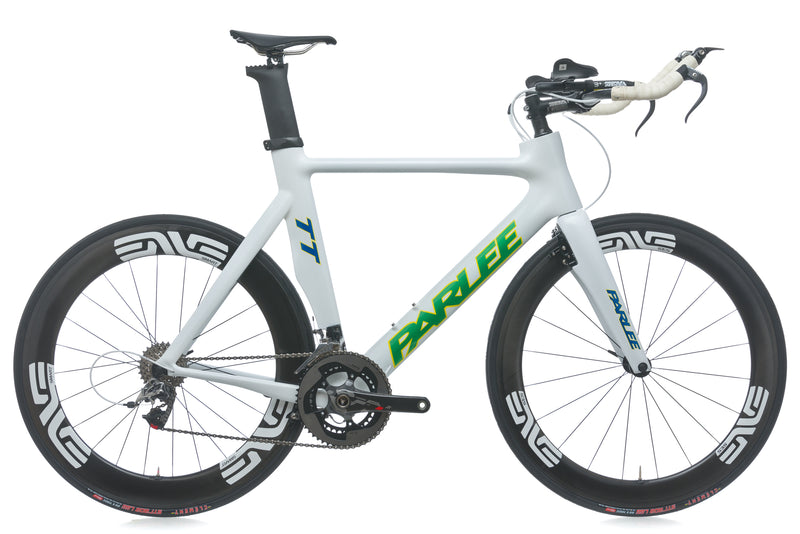 Parlee TTiR 60 XL Tall Bike - 2016 drive side