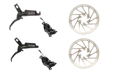 SRAM Guide R brakeset & SRAM Centerline 180mm rotors