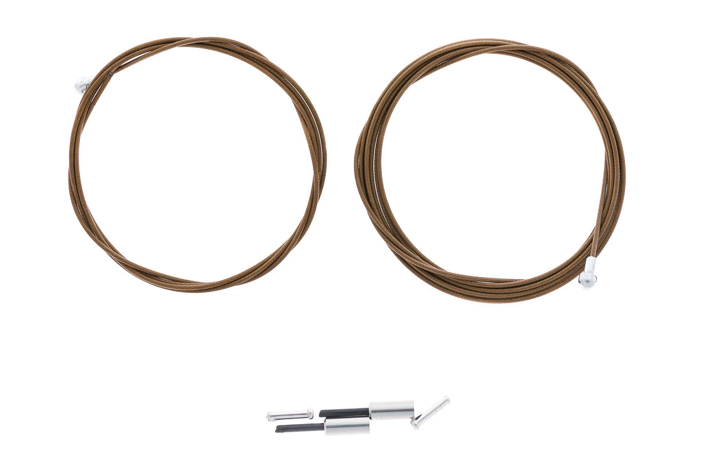 Shimano Dura-Ace BC-9000 Brake Cable Polymer Coated Set Black non-drive side