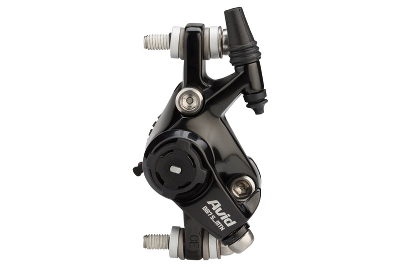 Avid BB7 MTN S Cable Actuated Brake Caliper Black drive side