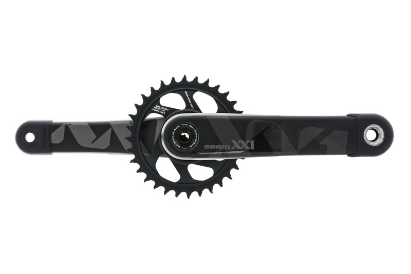 SRAM XX1 Eagle Crank Set 12 Speed 175mm 32T Boost Direct Mount GXP drive side