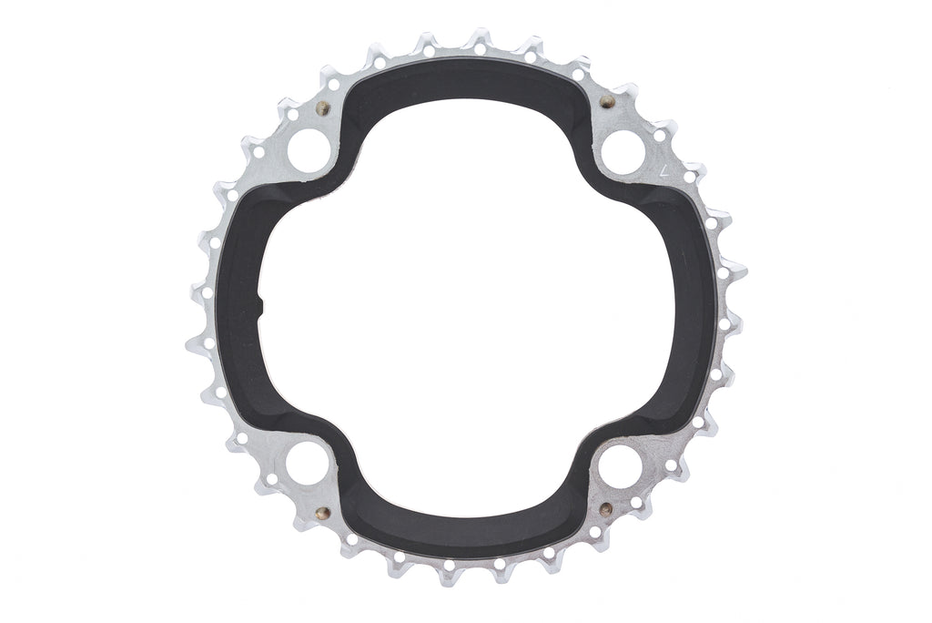 Shimano Deore XT SG-XM9 32T Chainring For 3X9 Speed 104mm BCD drive side