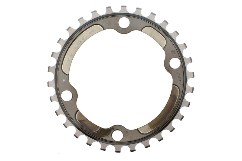 Shimano XTR M9000 SM-CRM90 Chainring 11 Speed 30T 96mm BCD drive side