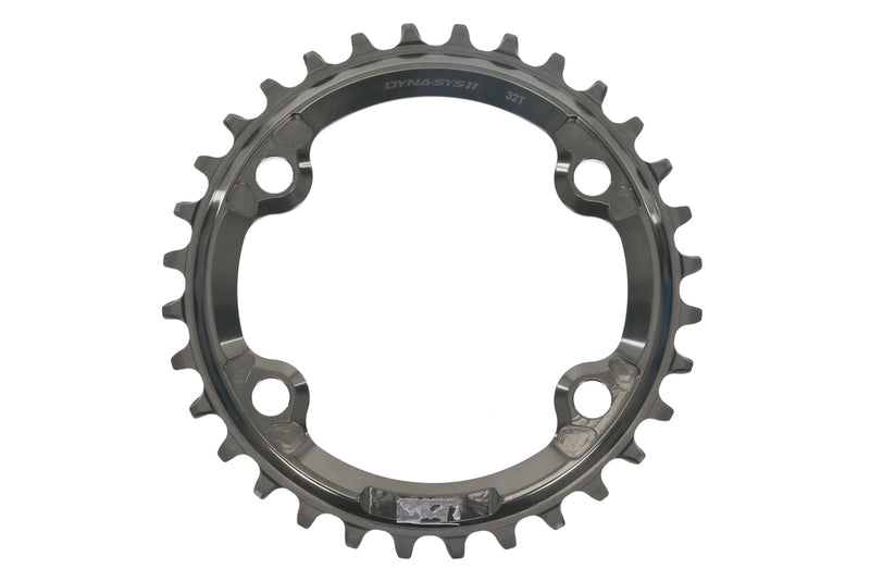 Shimano XTR FC-M9000/M9020 Chainring 11 Speed 32T 96mm BCD drive side