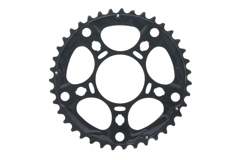 Shimano Ultegra FC-6703 SG-X 10 Speed 39T 130mm for Triple Crank Set Gray drive side