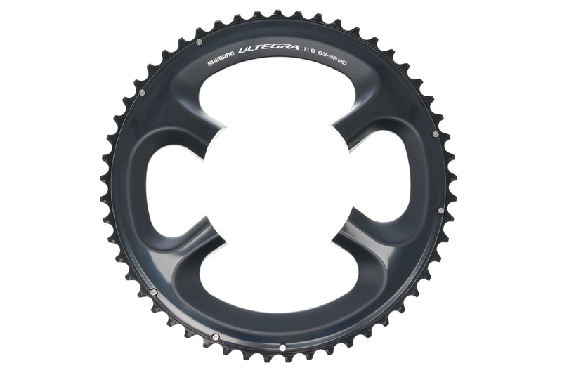 11 speed Shimano Ultegra FC-6800 Chainring 53T for 53-39T