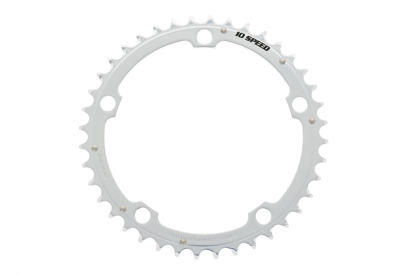 Campagnolo FC-CE040 Chainring 10 Speed 40T 135mm BCD for Comp Triple drive side