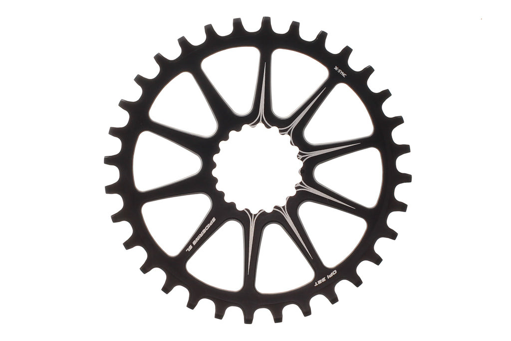 Cannondale Spidering SL Chainring 11 Speed 32T Direct Mount drive side