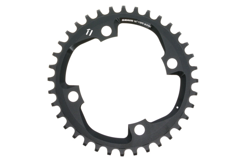 SRAM X-Sync Chainring 11 Speed 36T 104mm BCD drive side