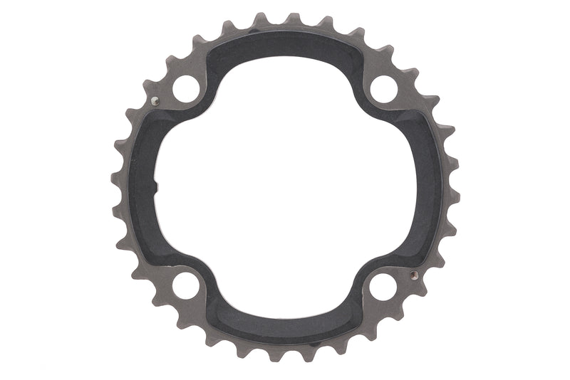 Shimano XTR M970 Chainring 9 Speed 32T 64mm BCD drive side