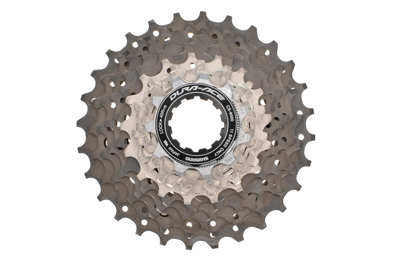 Shimano Dura-Ace 9000 Cassette 11 Speed 11-28T drive side