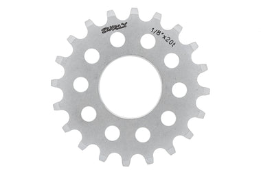 "Surly Track Cog 1/8"" x 20T Silver"