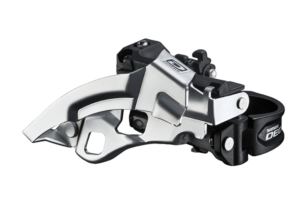 Shimano Deore FD-M610-B Front Derailleur 3x10 Speed Multi-Clamp drive side