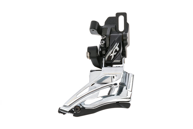 Shimano Deore XT FD-M8025-D Front Derailleur 2x11 Speed Direct Mount drive side