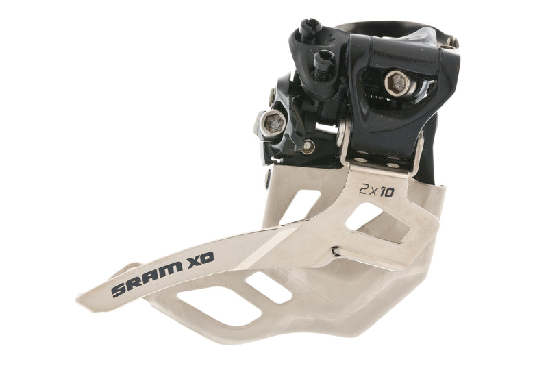 SRAM X0 Front Derailleur 2x10 Speed 31.8mm High Clamp drive side