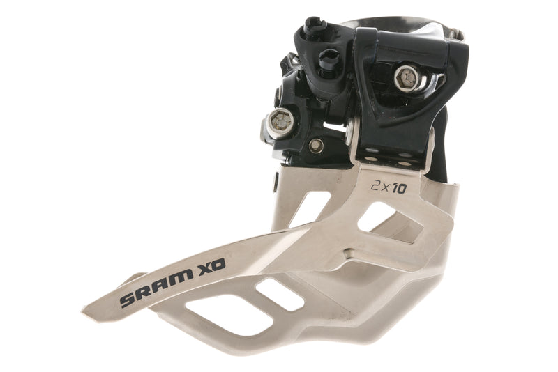 SRAM X0 Front Derailleur 2x10 Speed 31.8mm High Clamp Top Pull drive side