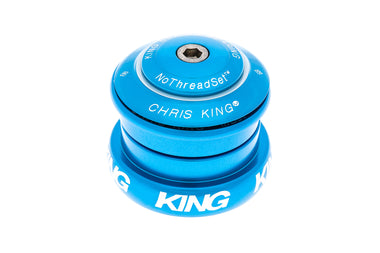 2018 Chris King INSET 1-1/8-1.25 EXTERNAL Turquoise Headset