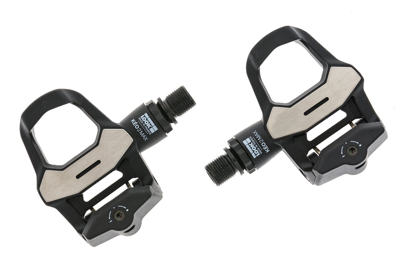 Look Keo 2 Max Pedals Clipless Black sticker