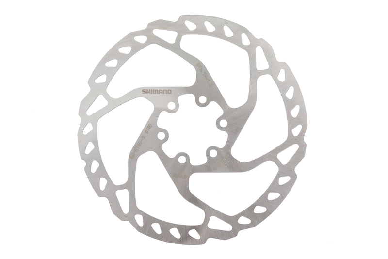 Shimano SLX/Deore SM-RT66S Disc Brake Rotor 160mm 6 Bolt drive side