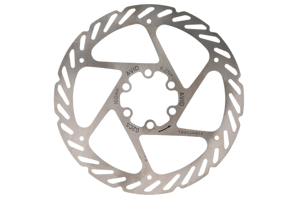 Avid G2 Clean Sweep Disc Brake Rotor 160mm 6 Bolt