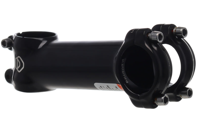 Dimension Stem 31.8mm Clamp 110mm 7 Degree Black drive side