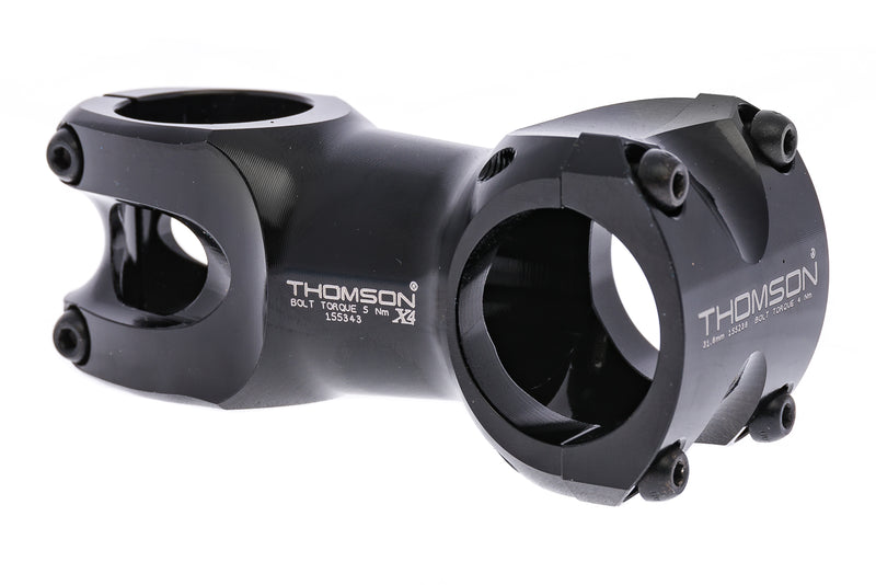 Thomson SM-E131 Elite X4 Stem 31.8 x 70mm 0 Degree Aluminum Black drive side