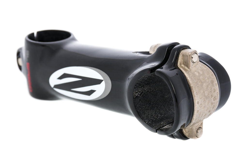 Zipp Speed SL Stem 31.8mm 110mm 6 Degree Carbon Black drive side